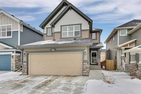 House for sale at 48 Sunrise Te Cochrane Alberta - MLS: C4238663