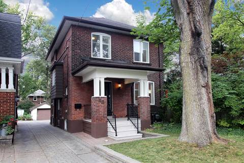 House for sale at 48 Thornhill Ave Toronto Ontario - MLS: W4570347