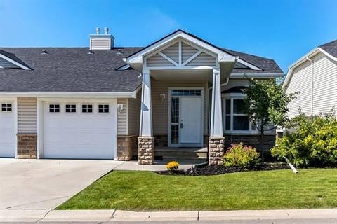 Townhouse for sale at 48 Tucker Circ Okotoks Alberta - MLS: C4261603