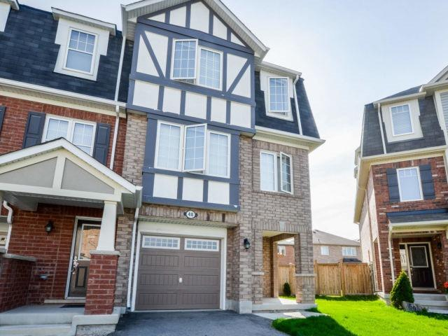 For Sale: 48 Vanhorne Close, Brampton, ON   5 Bed, 4 Bath Townhouse for $679,000. See 20 photos!