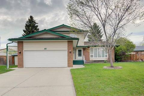 House for sale at 48 Woodbrook Pl Southwest Calgary Alberta - MLS: C4247753