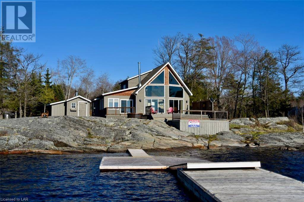 House for sale at 48 Woods Bay Ln The Archipelago Ontario - MLS: 256743