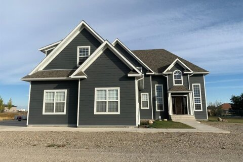 House for sale at 480 11 St W Cardston Alberta - MLS: A1039716