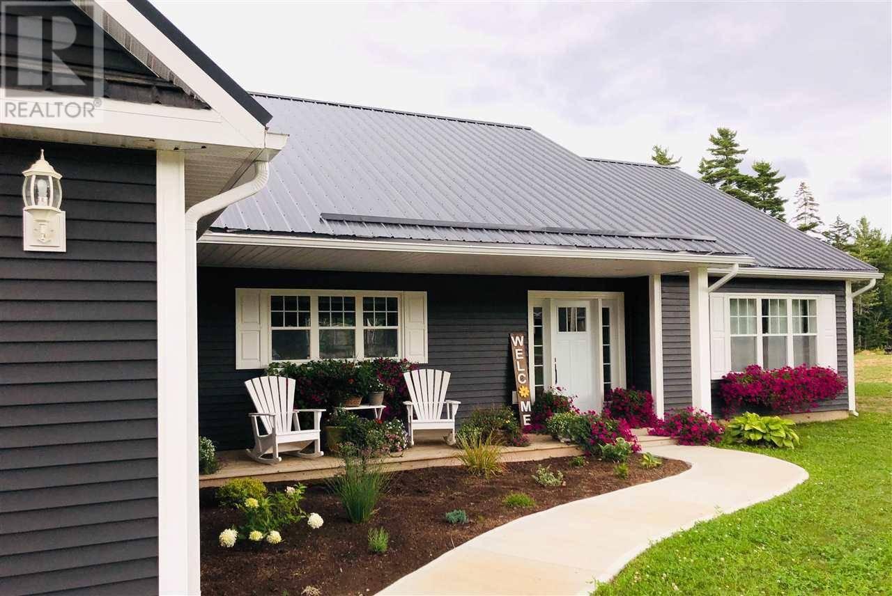 House for sale at 480 Alexander Mackenzie Rd South Farmington Nova Scotia - MLS: 202001849