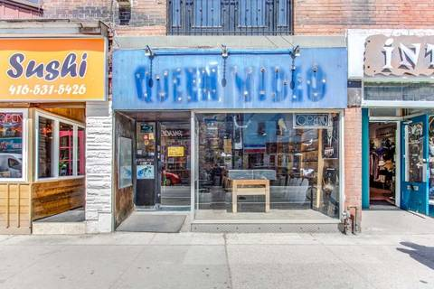 Commercial property for lease at 480 Bloor St Toronto Ontario - MLS: C4574578