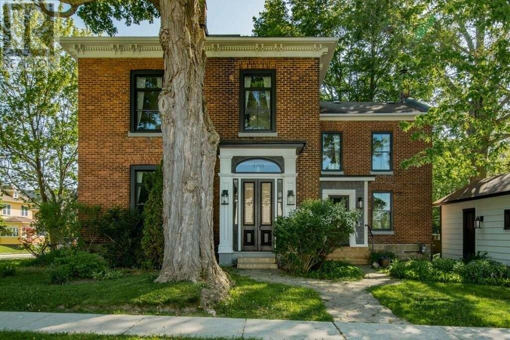 House for sale at 480 Charles St Gananoque Ontario - MLS: K20002879