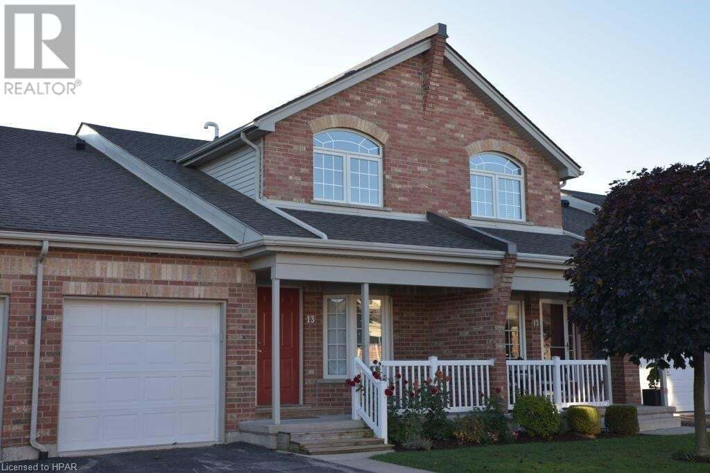 Townhouse for sale at 480 Douglas St Stratford Ontario - MLS: 40035670