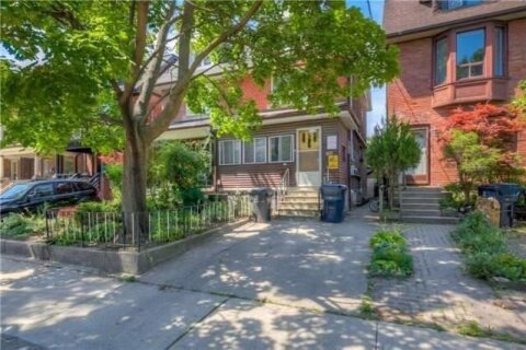 Townhouse for rent at 480 Markham St Toronto Ontario - MLS: C4904603