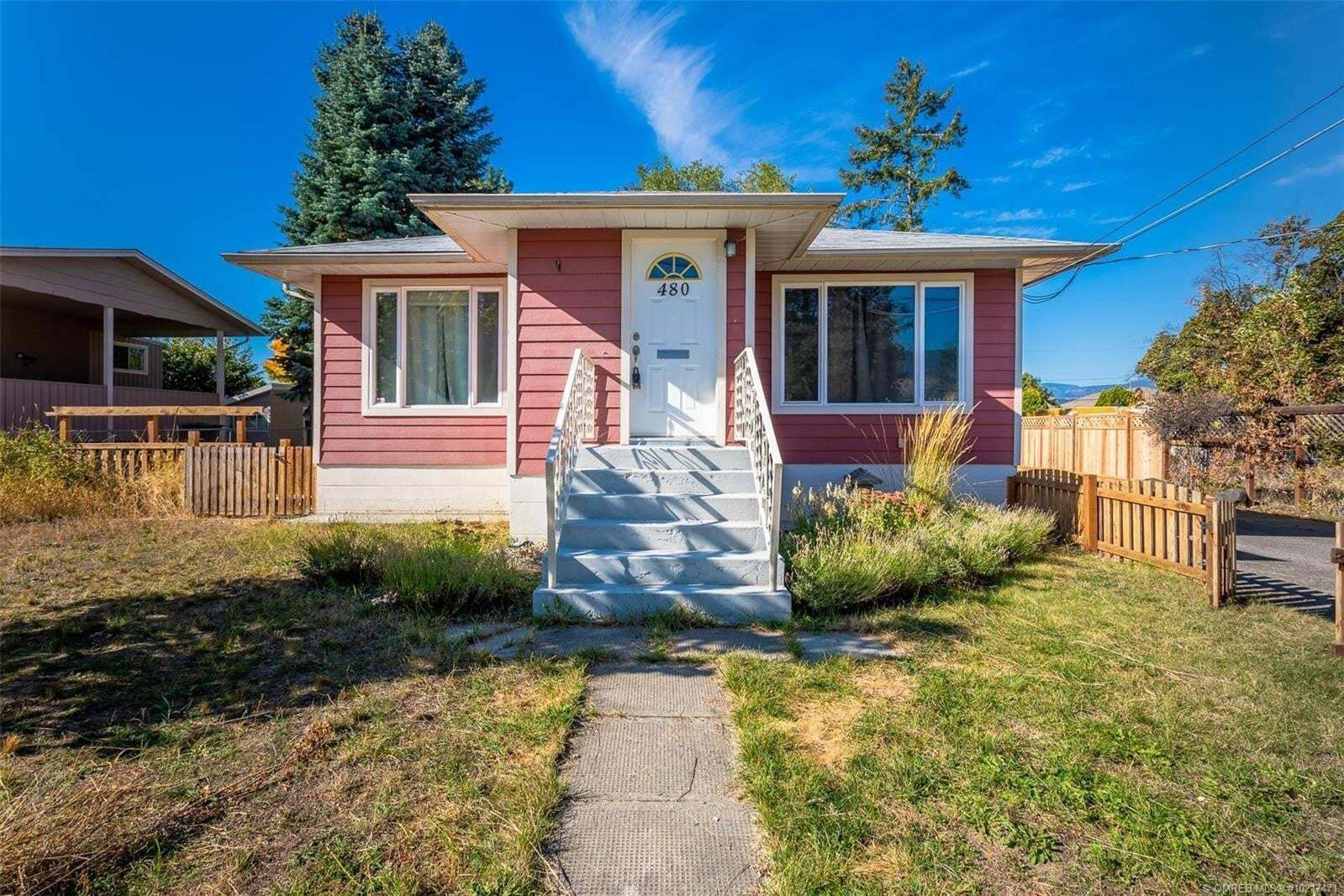 House for sale at 480 Montgomery Rd Kelowna British Columbia - MLS: 10217471
