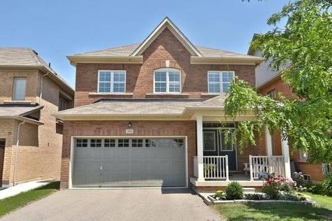 House for sale at 480 Nairn Circ Milton Ontario - MLS: W4524019