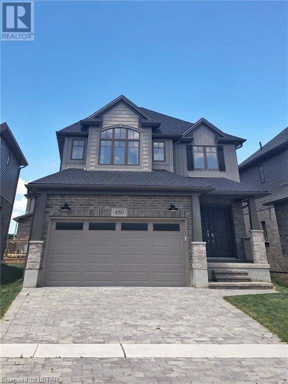 House for sale at 480 Skyline Ave London Ontario - MLS: 224575