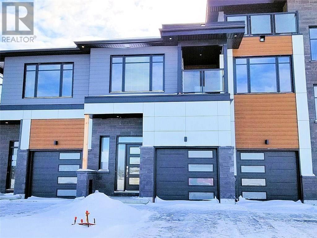 Townhouse for rent at 4800 Abbott St E Ottawa Ontario - MLS: 1182062