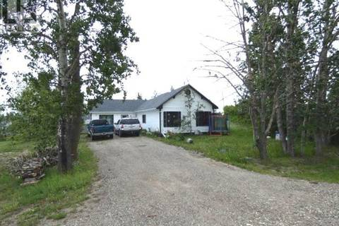 House for sale at 4801 50 Ave Pouce Coupe British Columbia - MLS: 173131