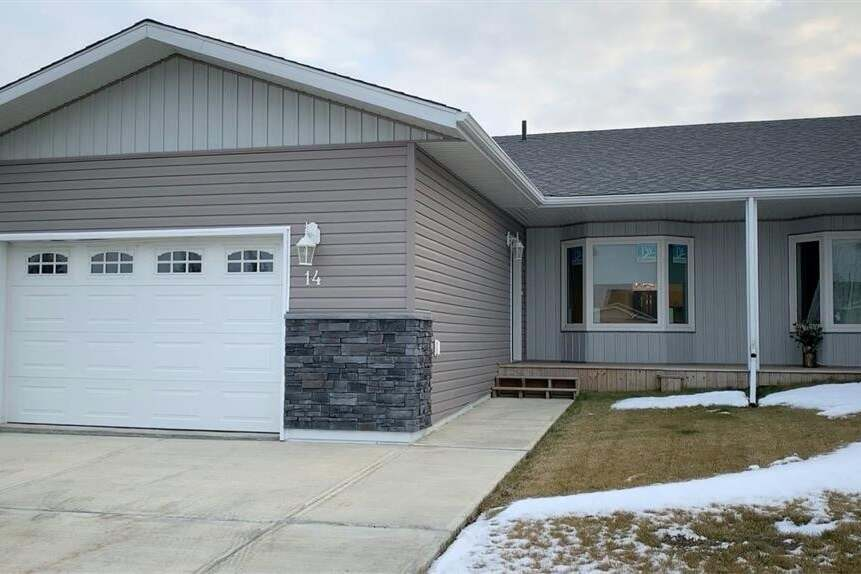 Townhouse for sale at 4801 50 St Grimshaw Alberta - MLS: A1001615