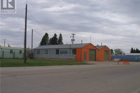 Commercial property for sale at 4801 51 St Rimbey Alberta - MLS: ca0135996