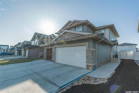 Townhouse for sale at 4801 Green Rock Rd E Regina Saskatchewan - MLS: SK787460