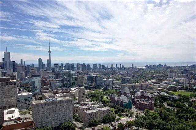 For Sale: 4802 - 1080 Bay Street, Toronto, ON   2 Bed, 2 Bath Condo for $2,100,000. See 9 photos!