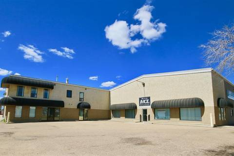 Commercial property for sale at 4802 40 Ave Wetaskiwin Alberta - MLS: E4145598