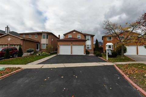 House for sale at 4802 Crystal Rose Dr Mississauga Ontario - MLS: W4355046