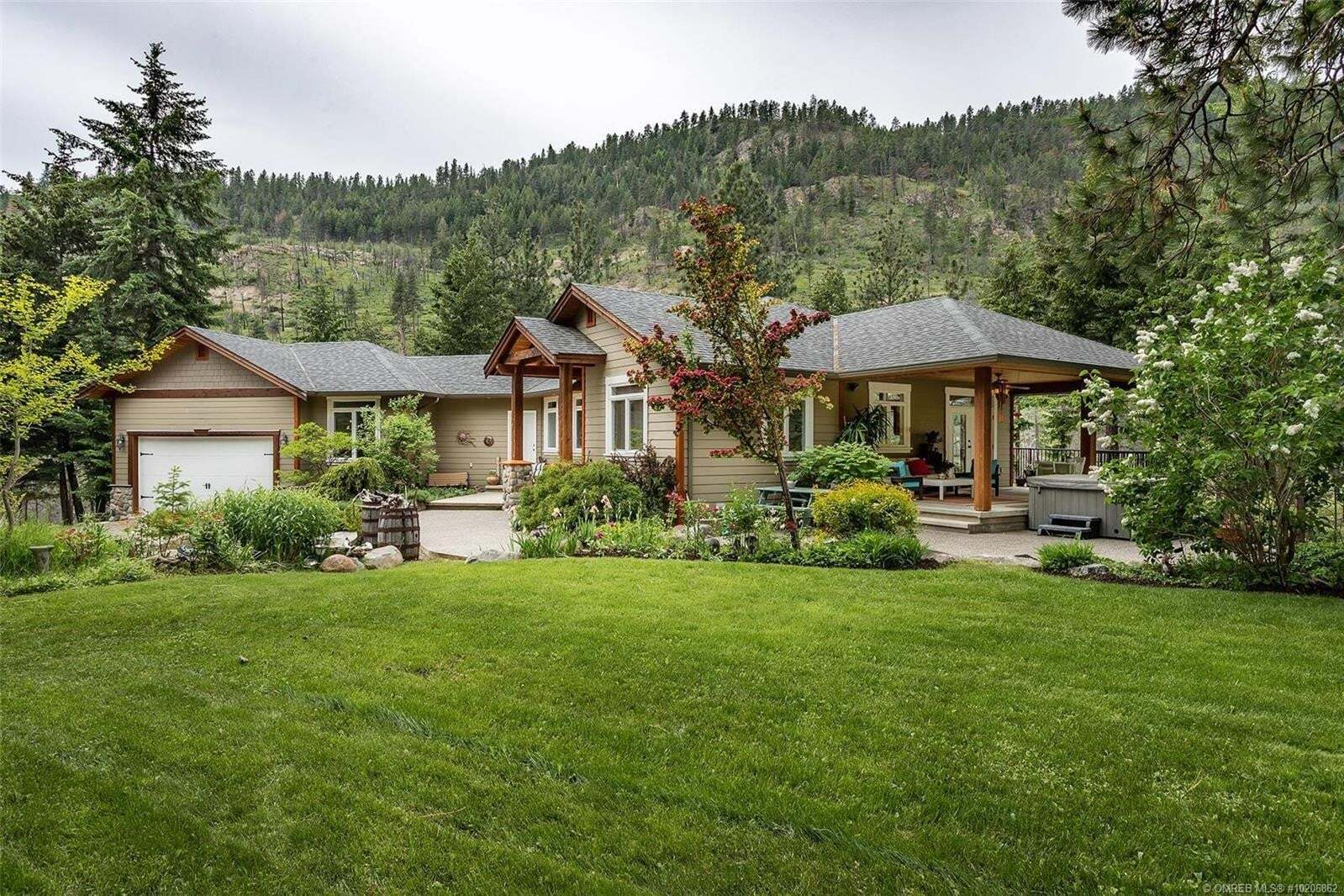 House for sale at 4802 Trepanier Rd Peachland British Columbia - MLS: 10206862