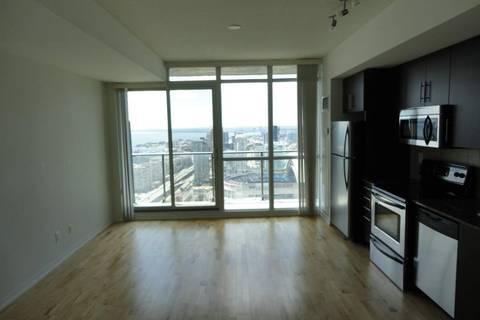 Apartment for rent at 65 Bremner Blvd Unit 4803 Toronto Ontario - MLS: C4700882