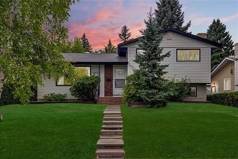 House for sale at 4803 Verona Dr Northwest Calgary Alberta - MLS: C4242301