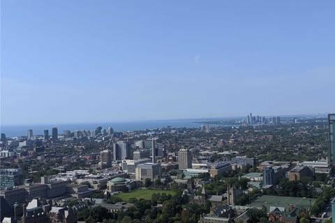 Apartment for rent at 1080 Bay St Unit 4805 Toronto Ontario - MLS: C4612646