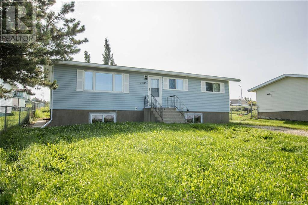 House for sale at 4805 46 Street Crescent Valleyview Alberta - MLS: GP202917