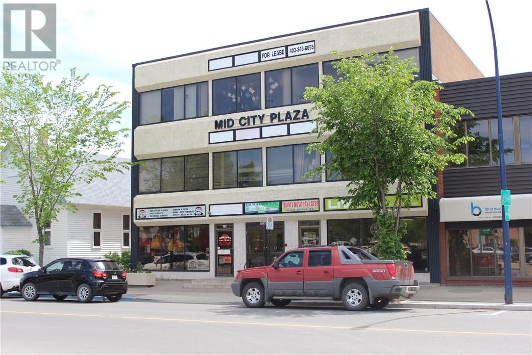 Commercial property for sale at 4805 48 St Red Deer Alberta - MLS: ca0186104