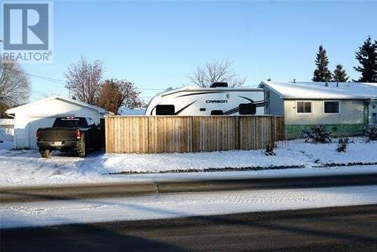 House for sale at 4805 58 St Lacombe Alberta - MLS: CA0184368