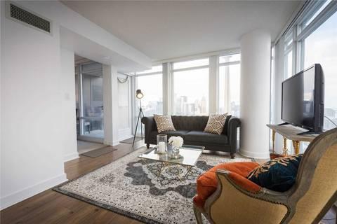 Apartment for rent at 25 Telegram Me Unit 4806 Toronto Ontario - MLS: C4561877