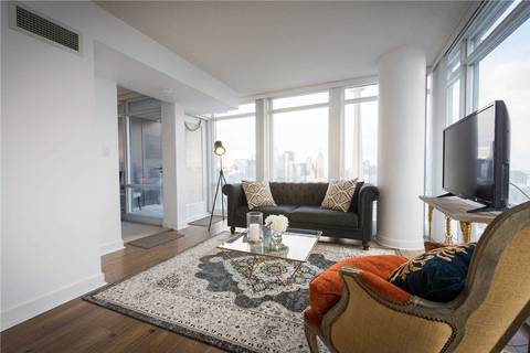 Apartment for rent at 25 Telegram Me Unit 4806 Toronto Ontario - MLS: C4677548