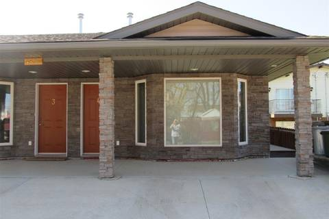 Townhouse for sale at 4806 51 Ave Barrhead Alberta - MLS: E4155867