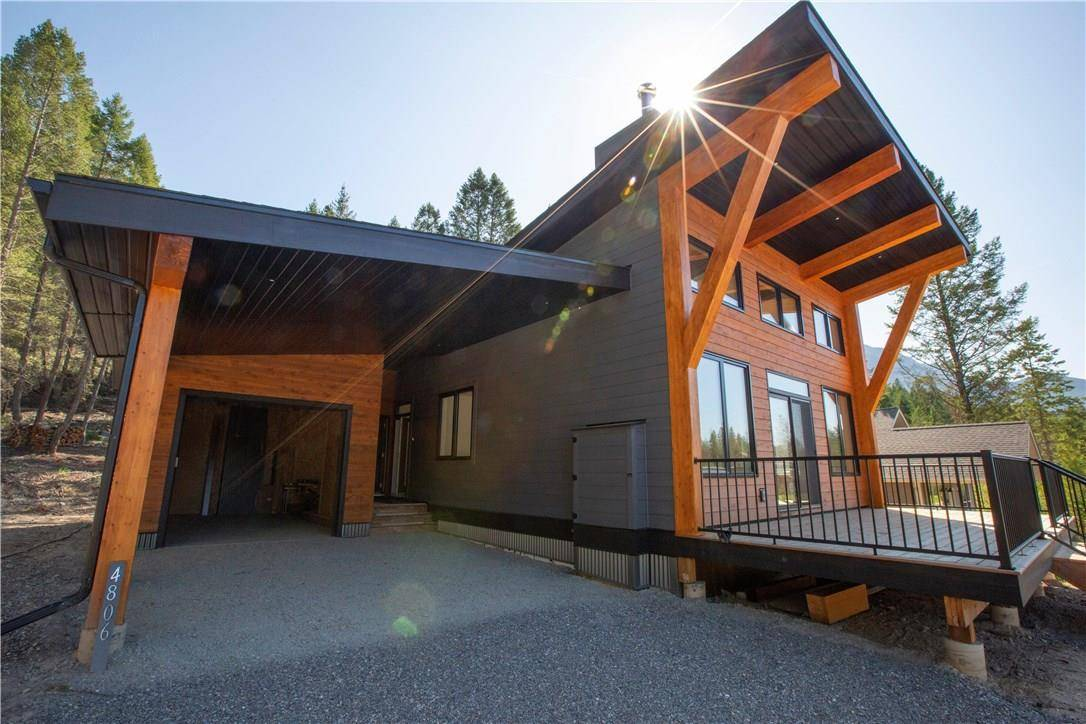 House for sale at 4806 Mountain View Drive  Fairmont/columbia Lake British Columbia - MLS: 2436833