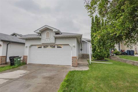 House for sale at 4807 148 Ave Nw Edmonton Alberta - MLS: E4163992