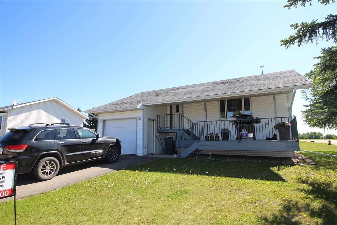 House for sale at 4807 46a St Clyde Alberta - MLS: E4201274