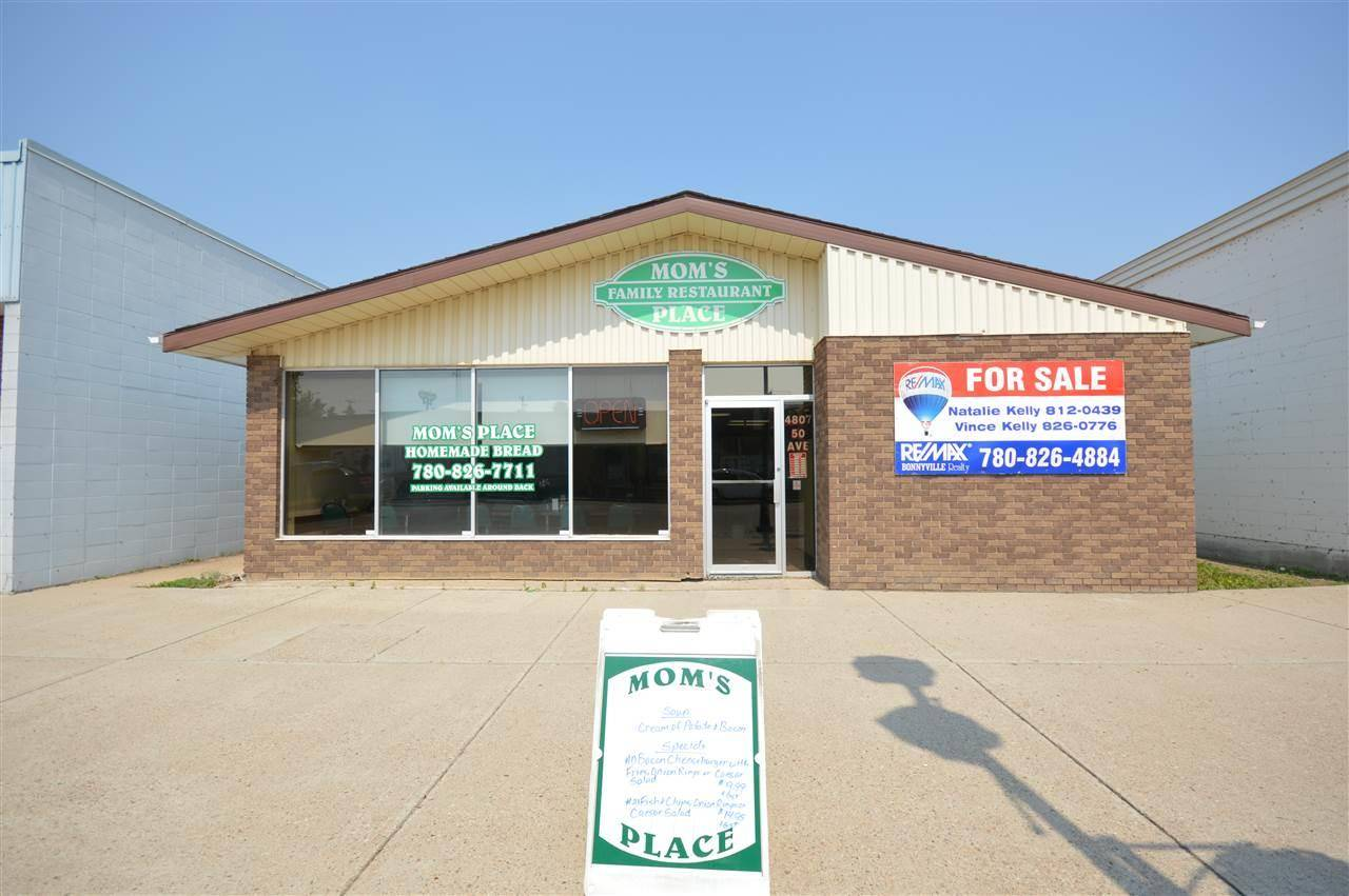 Commercial property for sale at 4807 50 Ave Bonnyville Town Alberta - MLS: E4156878