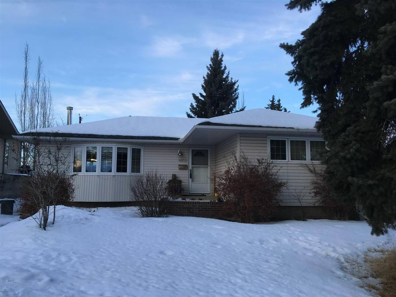 House for sale at 4808 108a Ave Nw Edmonton Alberta - MLS: E4186858