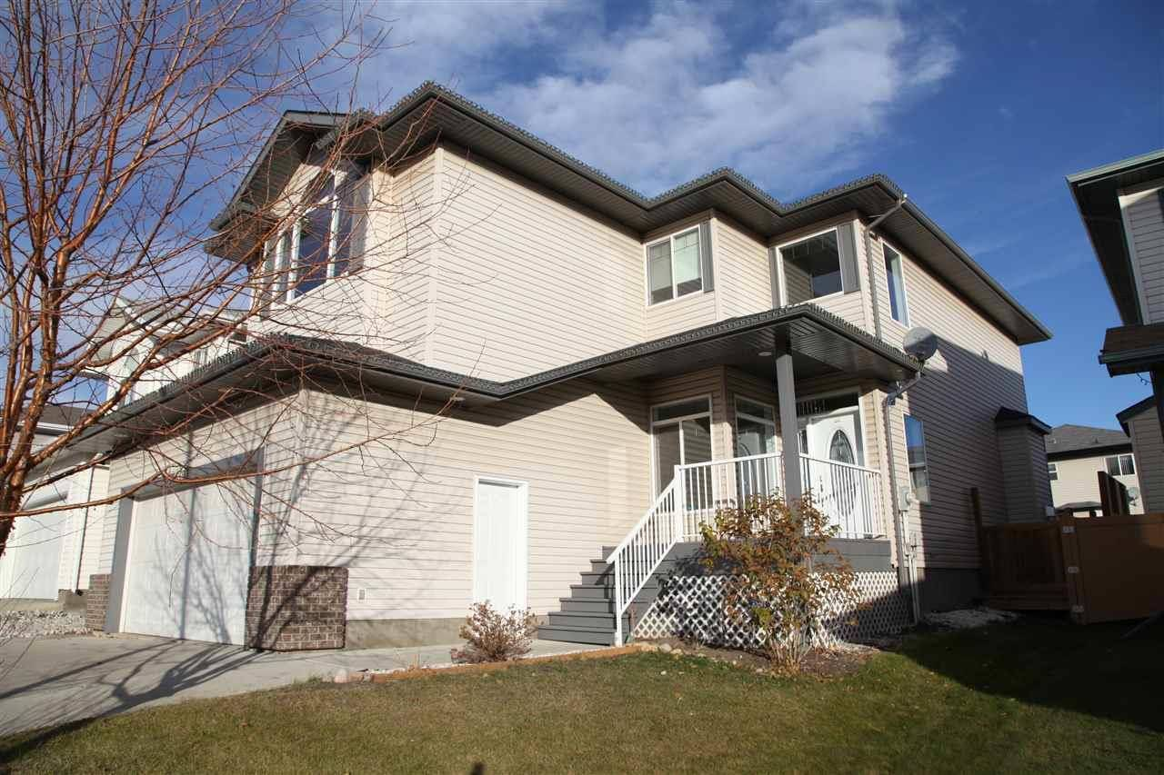 House for sale at 154 Ave Ave Nw Unit 4808 Edmonton Alberta - MLS: E4173344
