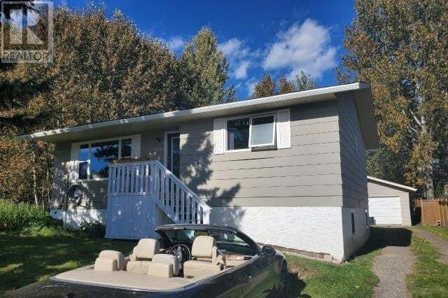 House for sale at 4808 51a Ave Chetwynd British Columbia - MLS: 184489