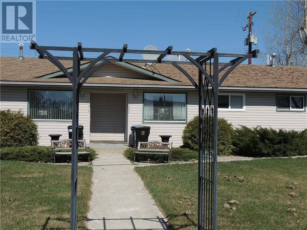 House for sale at 4808 54 Avenue Court Unit 2 Grimshaw Alberta - MLS: GP204536