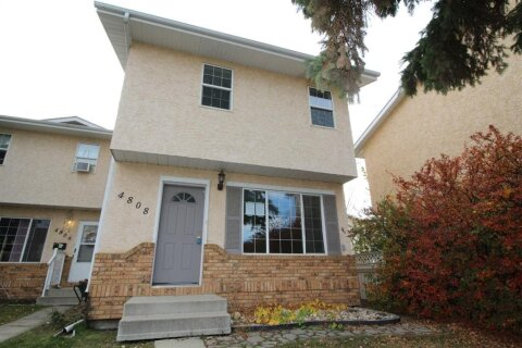 Townhouse for sale at 4808 Lansdowne Ave Blackfalds Alberta - MLS: A1040340