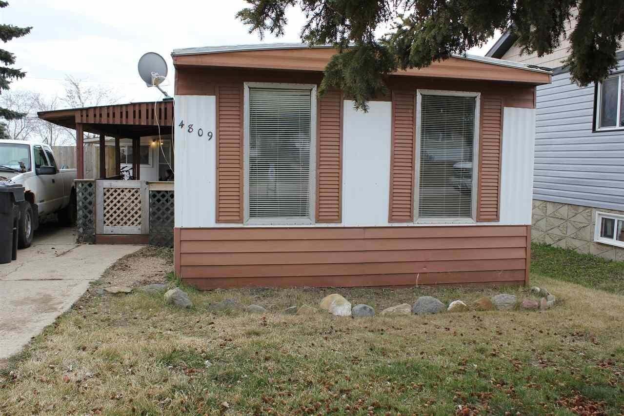 House for sale at 4809 52 Av Elk Point Alberta - MLS: E4148761