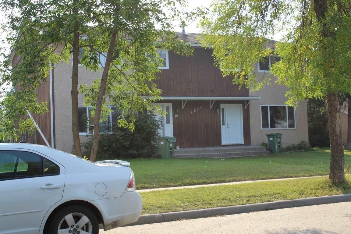 Townhouse for sale at 4809 53a St Bonnyville Town Alberta - MLS: E4081220