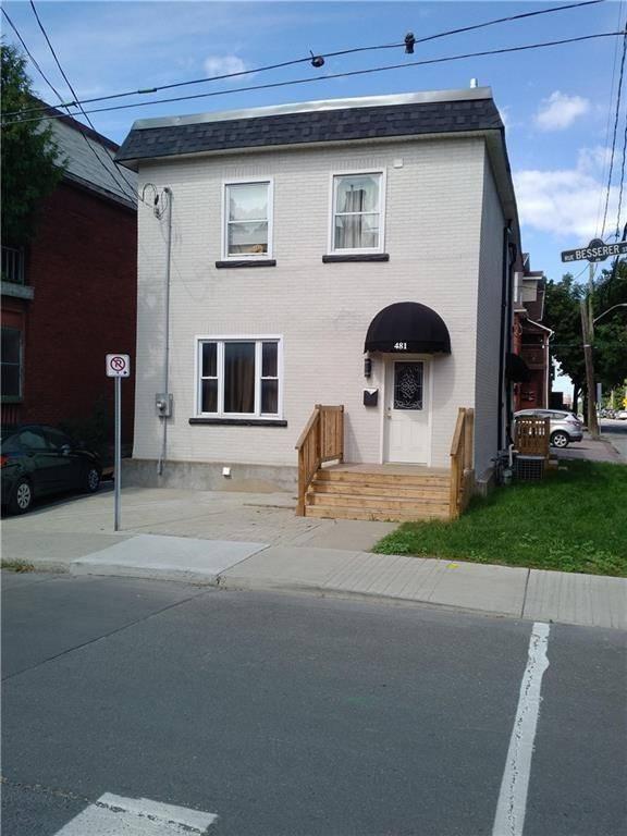 House for sale at 481 Besserer St Ottawa Ontario - MLS: 1171002