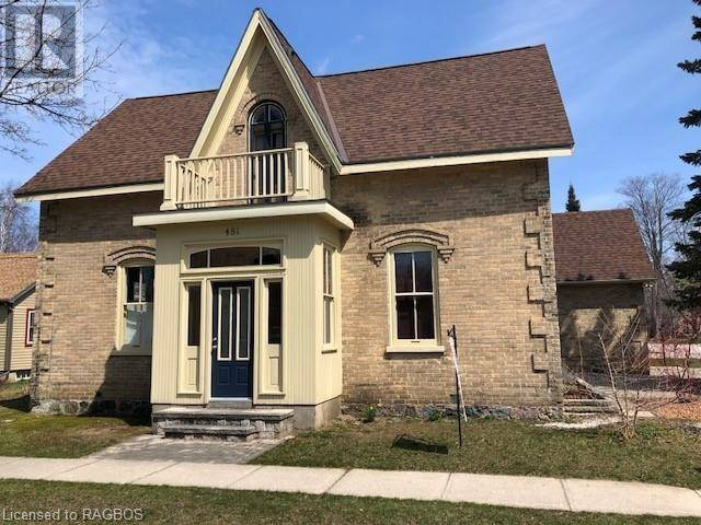 House for sale at 481 Elgin St Saugeen Shores Ontario - MLS: 245684