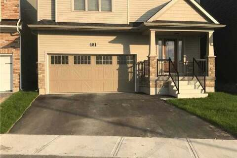 House for rent at 481 Grange Wy Peterborough Ontario - MLS: X4803208