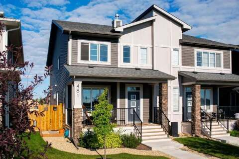 Townhouse for sale at 481 Midtown  Pw SW Airdrie Alberta - MLS: A1019807