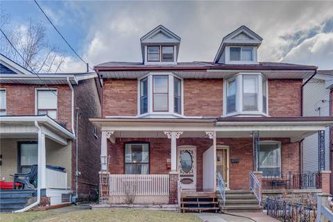 Townhouse for rent at 481 Pape Ave Toronto Ontario - MLS: E4485613