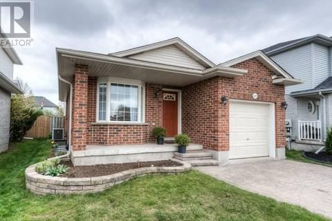 House for sale at 481 Sandbanks Cres Waterloo Ontario - MLS: 30736502